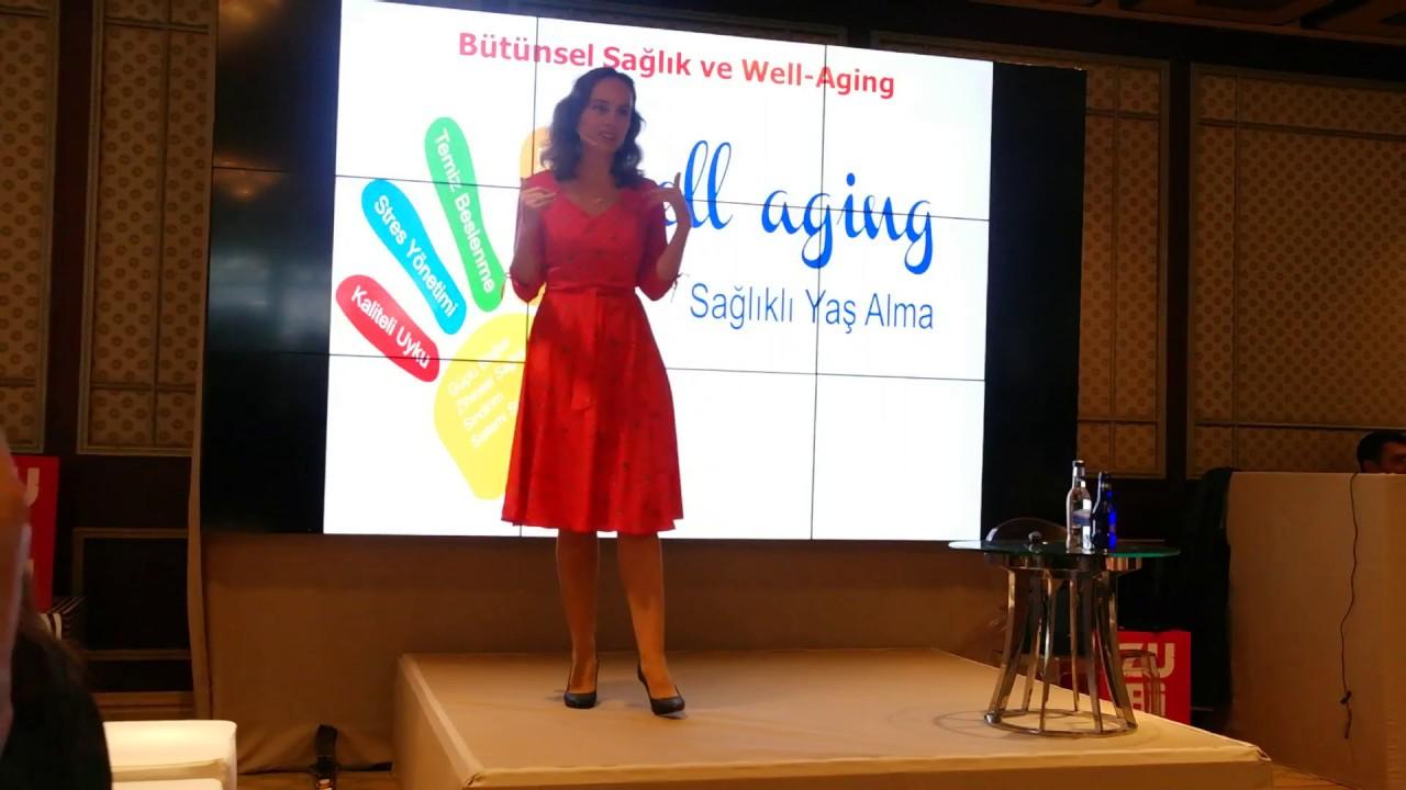Ebru Şinik Wellaging Önerilerini paylaşıyor