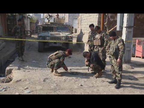 Al menos dos soldados muertos y seis heridos por explosiones en Afganistán