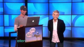Everyone's Talking About Ellen's Twits & Ask