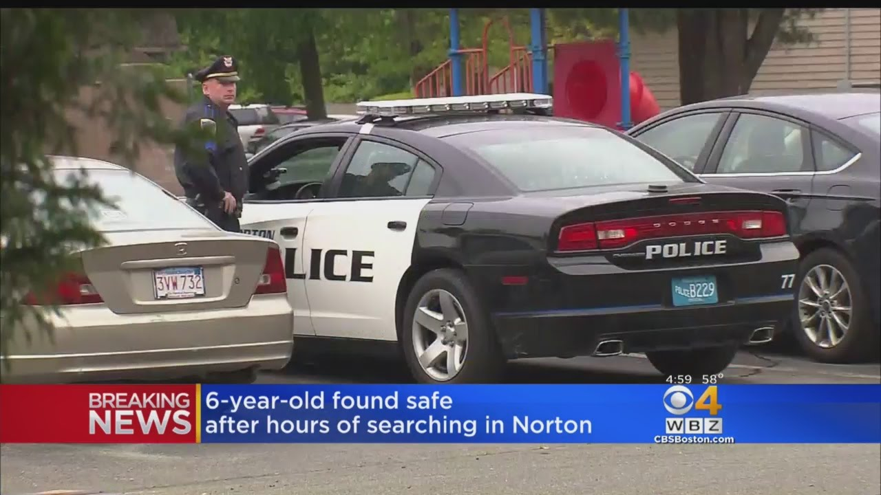 Missing 6-Year-Old Girl Found In Car, Driver Detained - YouTube