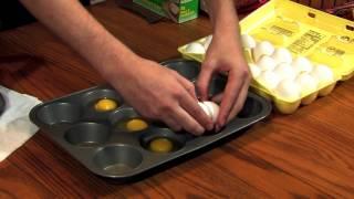 Broke College Recipes - Easy Breakfast For A Week