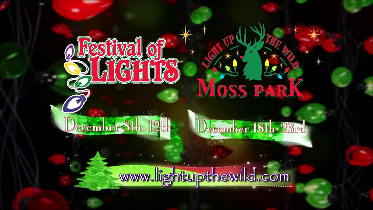 LIGHT UP THE WILD PSA 2014-Festival of Lights - YouTube
