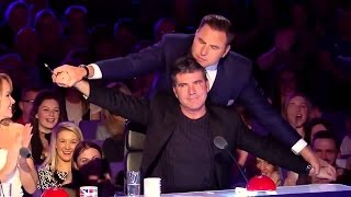 TOP 10 Funiest Britain's Got Talent ALL TIME