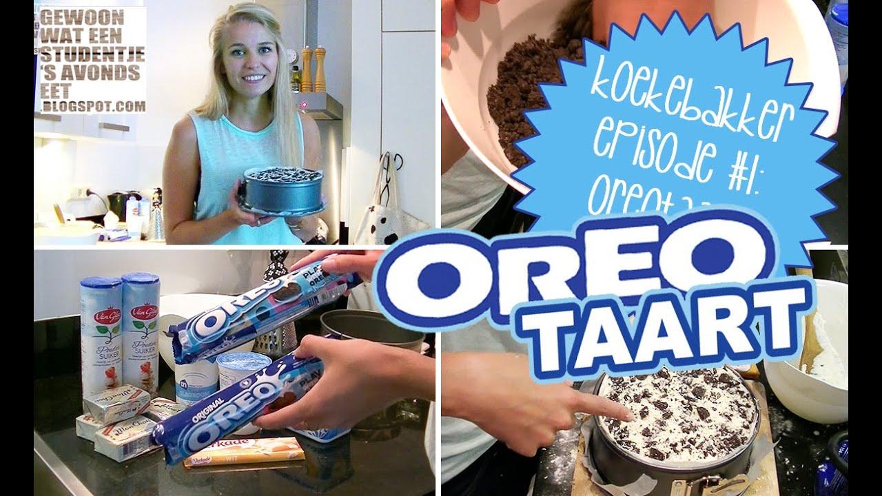 Betere Video: zo maak je een oreo taart - Gewoon wat een studentje 's UQ-99