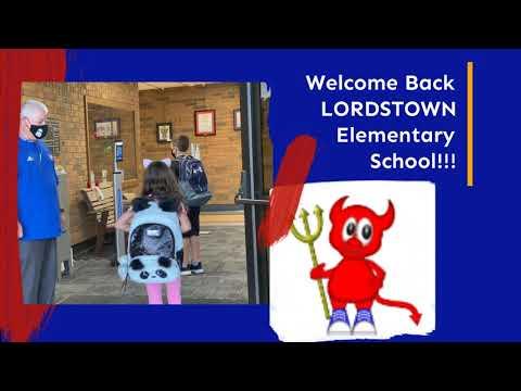 Lordstown Elementary School 2020 Protocols