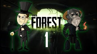 THE FOREST #1 : Chay & Gopher - Survival Experts