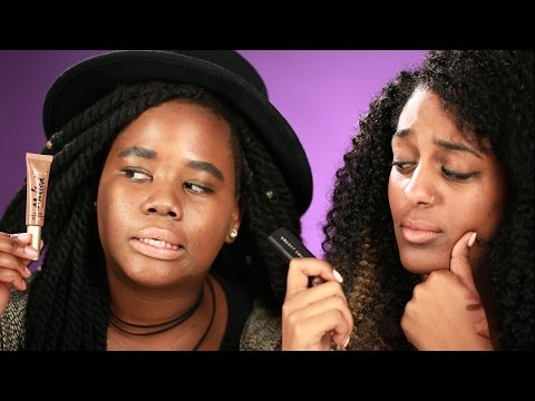 Black Women Try To Find Their Nude Lipstick