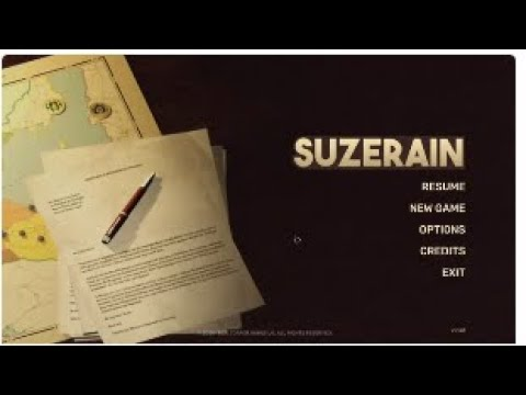Suzerain Episode 1 Lets Play (w Forrieger) |