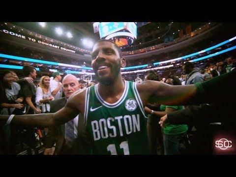 Kyrie Irving's dazzling start for Boston Celtics | ESPN