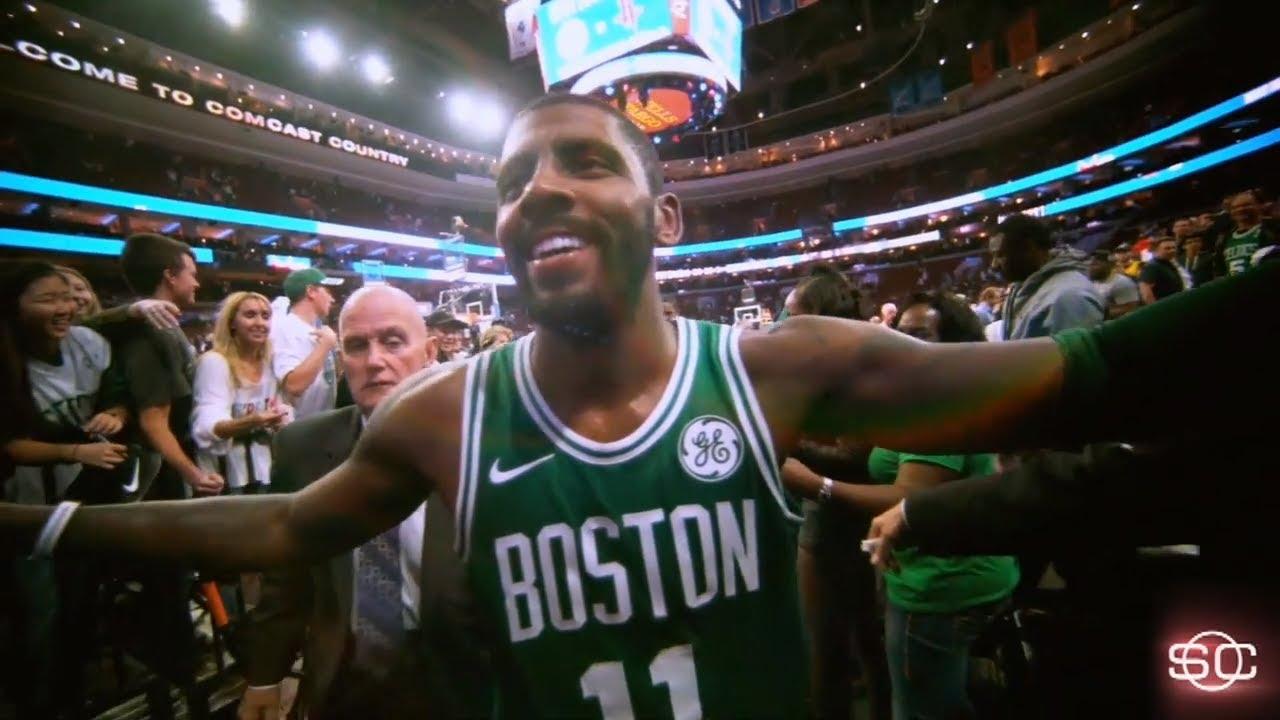 Kyrie Irving's dazzling start for Boston Celtics   ESPN