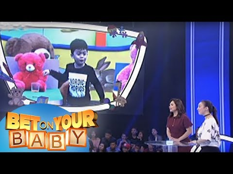 Bet On Your Baby: Baby Dome Challenge with Daddy Dennis and Baby Gavin