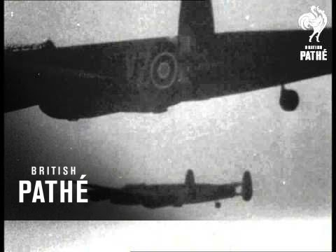 Bombing Raids World War Ii (1940-1945)