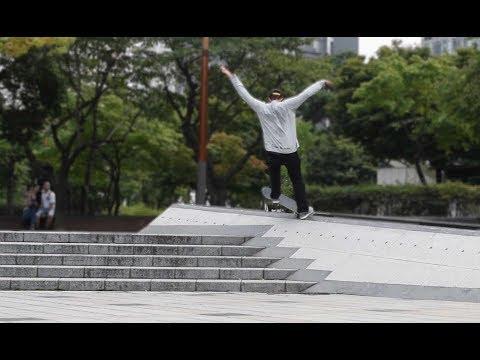 WS31 | めっちゃ良いストリートパーク | Skating At Cult Park In Seoul |韓国に行って来た【スケボー】