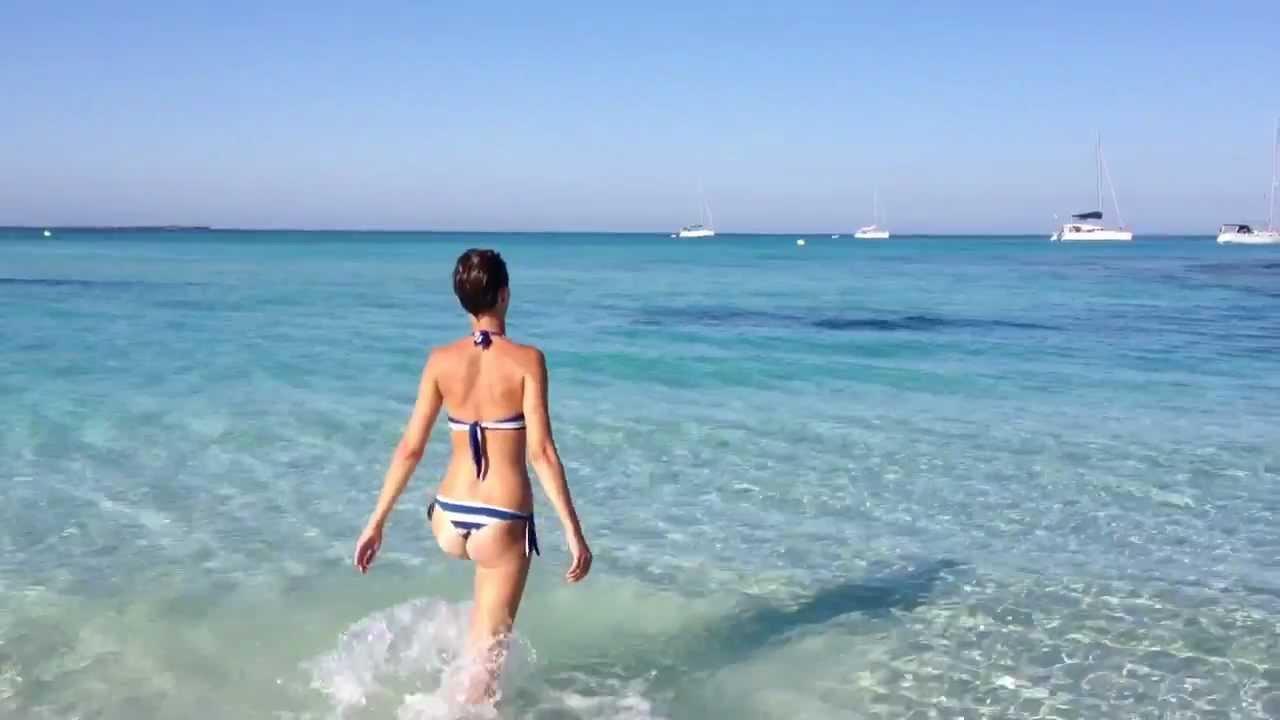 El mejor HD playa topless