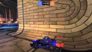 Rocket League Inverted Save - Ec