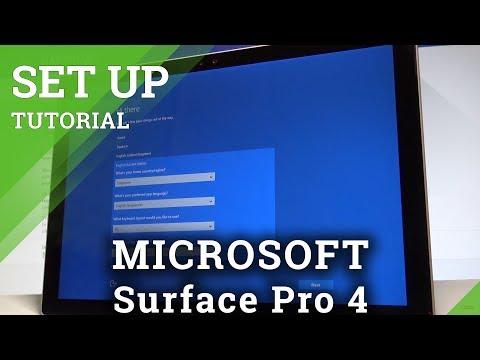 new surface pro hard reset