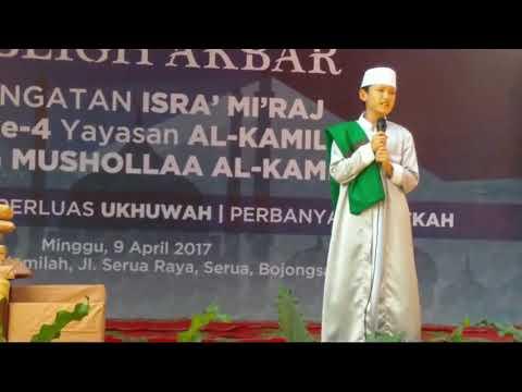 Download Lagu Merdunya suara ALWI ASSEGAF pada saat ceramah melantunkan sholawat dan ayat suci Al Qur'an