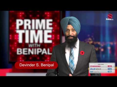 PrimeTime With Dr.Shinder Purewal on Donald Trump's Victory