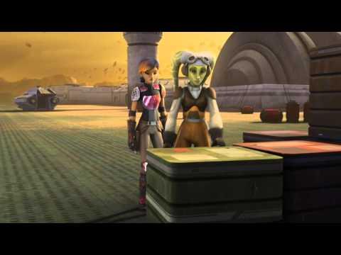 youtube filmek - Star Wars Lázadók: A sötétség fiai - A 7. rész tartalmából