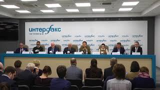 Часть 1: пресс-конференция в поддержку научной школы М.И.Давыдова 22.11.2017