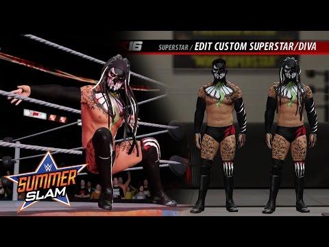 WWE 2K16: Finn Balor Summerslam 2016 Attire (PS4) by Gamevolt Gaming