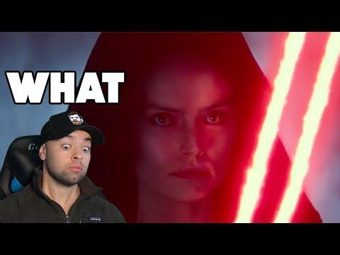 Episode 9 Rise Of Skywalker New Trailer REACTION