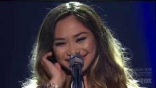 Watch Jessica Sanchez The Prayer video