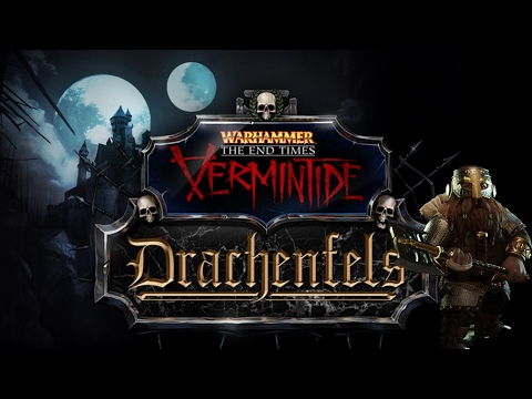 Warhammer Vermintide Tips for Cataclysm - Dwarf Ranger Gameplay - Castle Drachenfels