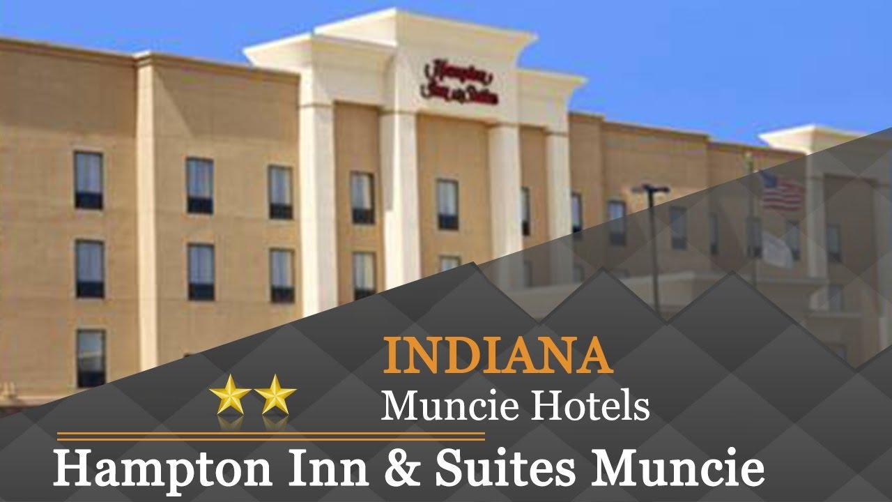 Hampton Inn Suites Muncie Hotels Indiana