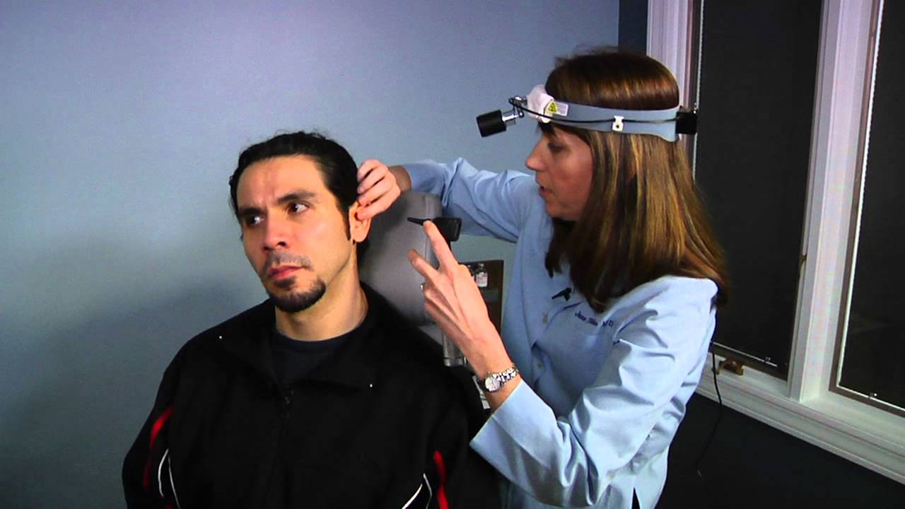 AAO-HNSF The ENT Exam Episode 1: The Ear Exam - YouTube