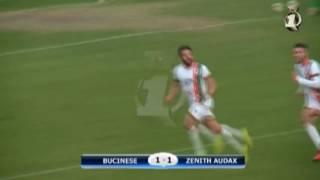 Bucinese-Zenith Audax 1-1 Eccellenza Girone B