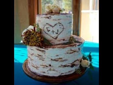 rustic country wedding cake rustic wedding cakes 19493