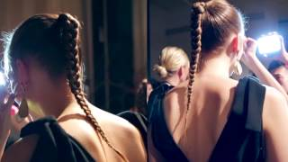 New York Fashion Week F/W 2017 - Backstage with Bumble and bumble and Ulla Johnson