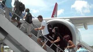 Edelweiss Air A330 in Punta Cana