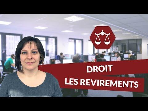Les revirements - Droit - digiSchool