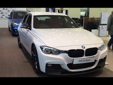 I M Sport Limited Edtion Series Exterior And Interior - Bmw 320i series