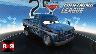 Broadside Unlocked - Cars: Lightning League - iOS / Android Gameplay