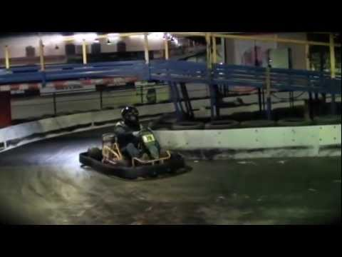 """09.09.11. Amateur race card in the club """"Silver Rain"""", Moscow, Russia"""