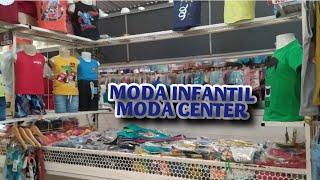 MODA INFANTIL DIRETAMENTE DA FABRICA MODA CENTER SANTA CRUZ CAPIBARIBE PERNAMBUCO
