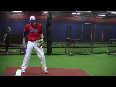 Cole Arnett Bullpen Video