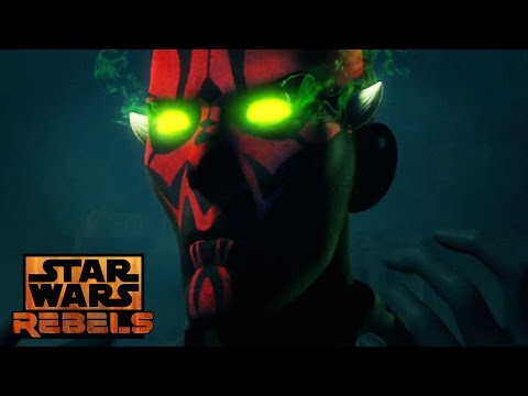 Star Wars Rebels Season 3 Trailer: Darth Maul Possessed in New TV Commercial Ad for Rebels?