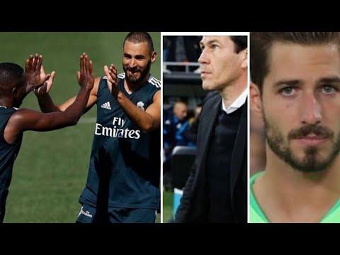 La colère de Garcia, Trapp égratigne l'OM,grave blessure Alexis sanchez, vinicius fan de Benzema