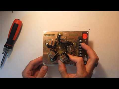 Ameritron RCS-8V remote coax switch