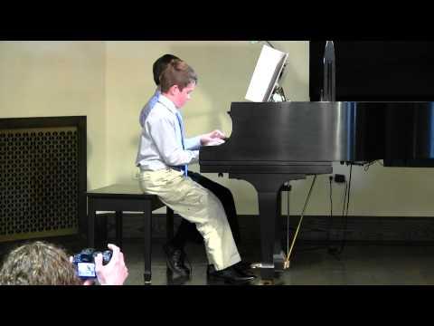Dance of the Sugar Plum Fairy - Matt Granquist & Alexander Johnson