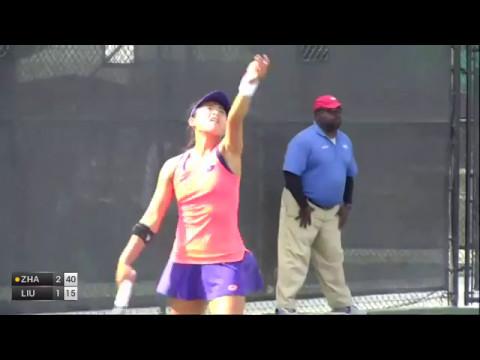 Zhao Carol v Liu Claire - 2017 ITF Charleston