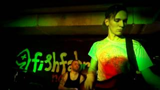 iwantsummer - tender coffee  (live in  Fish Fabrique Nouvelle, SPb, 12.03.2015)