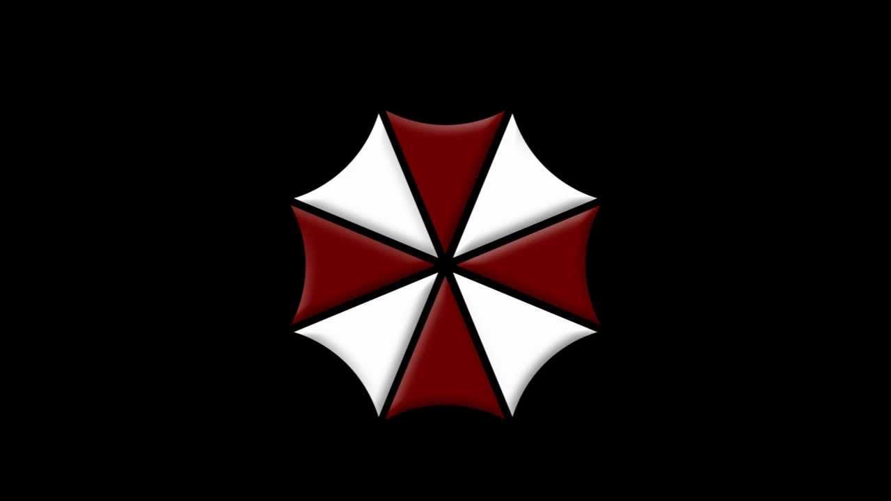 Umbrella Corp Logo School Project Youtube