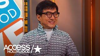 Jackie Chan On Why We Seeks Variety In His Roles: