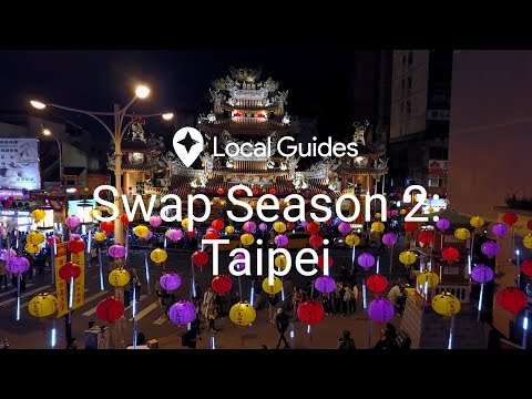 Explore the Wonders and Flavors of Taipei - Local Guides Swap, Season 2, Episode 1