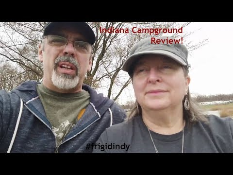 Campground Review - Lake Haven Retreat In Indianapolis, Indiana!